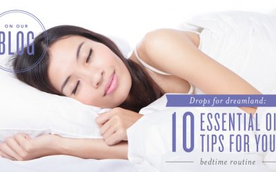 10 tips for your bedtime routine